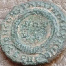 Monedas Imperio Romano: BONITA MONEDA ROMANA VOTIVAS DE CONSTANTINO. Lote 261550505