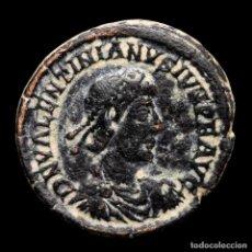 Monedas Imperio Romano: VALENTINIANO II, Æ MAIORINA SISCIA, REPARATIO REIPVB / ASISC (3999). Lote 261579260