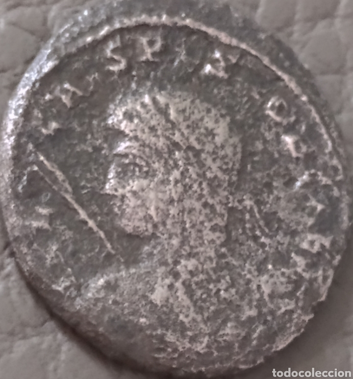 BONITA MONEDA ROMANA CON RARO REVERSO (Numismática - Periodo Antiguo - Roma Imperio)