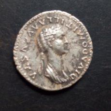 Monedas Imperio Romano: DENARIO DOMITILA JOVEN.. Lote 262297870