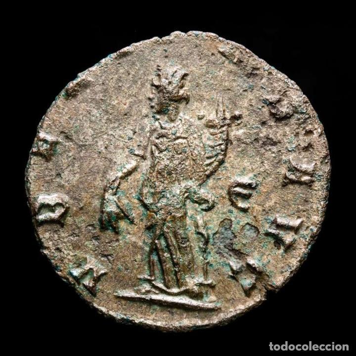 Monedas Imperio Romano: Gallieno 253-268 d.C. Antoniniano, Roma, 262 VBERITAS AVG - Є (190) - Foto 2 - 262365855