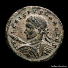 Monedas Imperio Romano: CRISPO CESAR FOLLIS DE LONDRES - BEATA TRANQUILITAS / PLON ALTAR. Lote 262380405