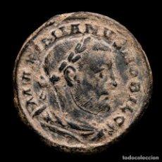 Monedas Imperio Romano: GALERIO CESAR - FOLLIS , TRIER 303-305 DC., GENIO POPVLI ROMANI. Lote 262384600