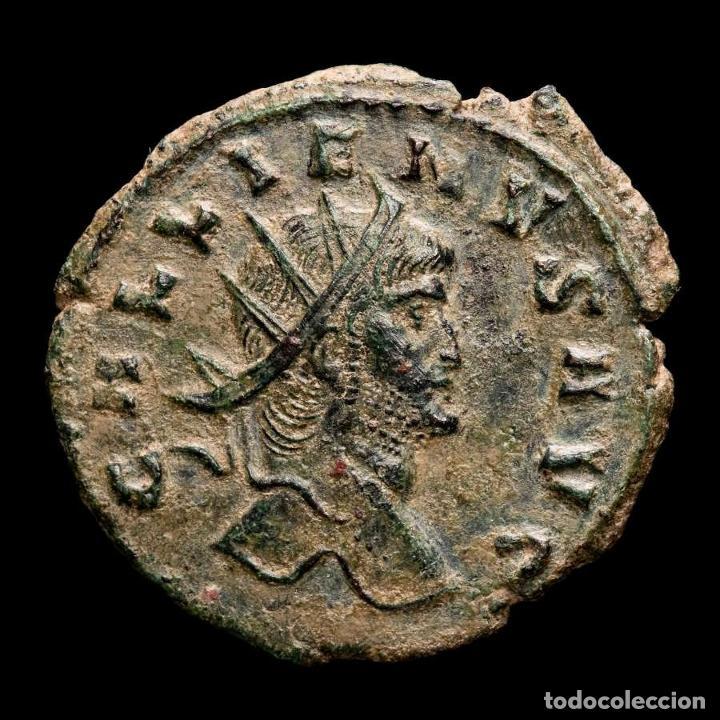 GALLIENO - ANTONINIANO. ZOO SERIES. ROME. 267/8. DC. CENTAURO (Numismática - Periodo Antiguo - Roma Imperio)