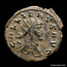 Monedas Imperio Romano: GALLIENO - ANTONINIANO. ZOO SERIES. ROME. 267/8. DC. CENTAURO. Lote 262385560
