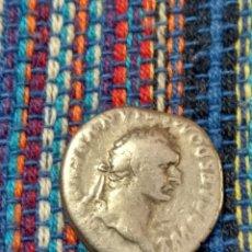 Monedas Imperio Romano: 3- DENARIO DE DOMICIANO (81-96 D.C.) REVERSO: ATENEA CON LANZA Y ESCUDO. Lote 262529130