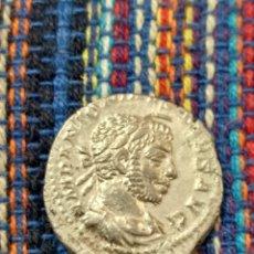 Monedas Imperio Romano: 3- DENARIO DE ELIOGABALO (218-222 D.C.). Lote 262529315