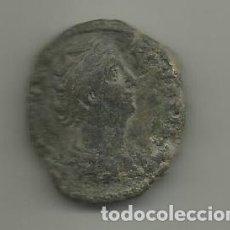 Monedas Imperio Romano: MUY BONITO DUPONDIO DE FAUSTINA 138 AL 141 D.C.. Lote 263080045