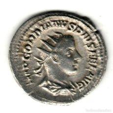 Monedas Imperio Romano: ANTONINIANO PLATA IMPERIO ROMANO GORDIANO III PIO 243-244 D.C. REV. PROVIDENTIA. Lote 263129880
