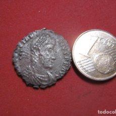 Monedas Imperio Romano: CONSTANTINIS II 337 - 340 N.CHR. MONEDA DE COBRE 2,07 GR FOLIS. Lote 263150205
