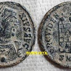Monedas Imperio Romano: LICINIO I AÑO 308/324 BONITO FOLLIS BRONCE DE HERACLEA 18/19 MM. PESO 2,50 GR.. Lote 263163030