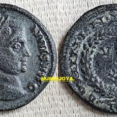 Monedas Imperio Romano: LICINIO I AÑO 308/324 BONITO FOLLIS BRONCE DE AQUILEA 18,50 MM. PESO 3,15 GR.. Lote 263164210