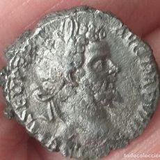 Monedas Imperio Romano: SEPTIMIO SEVERO AD 193-211. ROMA DENARIO AR 16 MM, 2,80 GRAMOS. Lote 266265773