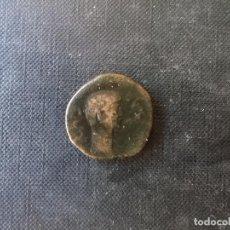 Monedas Imperio Romano: MONEDA AS TIBERIO HISPANO ROMANA TARRACO. Lote 267628634