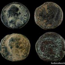 Monedas Imperio Romano: LOTE DE 4 MONEDAS ROMANAS.. Lote 268769644