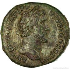 Monedas Imperio Romano: [#518826] MONEDA, ANTONINUS PIUS, SESTERCIO, 147, ROME, MBC, BRONCE, RIC:780. Lote 269169558