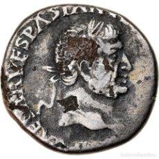 Monedas Imperio Romano: [#906367] MONEDA, VESPASIAN, DENARIUS, ROMA, FOURRÉE, BC+, PLATA, RIC:1120. Lote 269173208