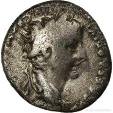Monedas Imperio Romano: [#658825] MONEDA, TIBERIUS, DENARIUS, LYON - LUGDUNUM, BC+, PLATA, COHEN:16. Lote 269179673