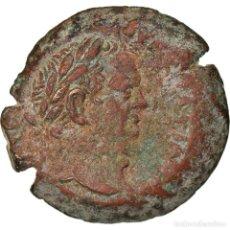 Monedas Imperio Romano: [#872299] MONEDA, EGYPT, VESPASIAN, DIOBOL, 72-73, ALEXANDRIA, BC+, BRONCE, RPC:2441. Lote 269179758