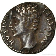 Monedas Imperio Romano: [#853105] MONEDA, AUGUSTUS, DENARIUS, 19 BC, COLONIA PATRICIA, MBC+, PLATA, RIC:86B. Lote 269180623