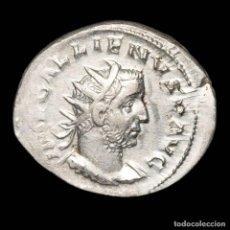 Monedas Imperio Romano: GALIENO, ANTONINIANO DE PLATA, VIMINACIUM 254-255 DC. SPES PVBLICA. Lote 269188346