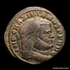 Monedas Imperio Romano: MAXIMIANO - FOLLIS DE BRONCE. ROMA. SACRA MONETA / S MAZA (6061). Lote 269388948