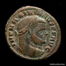 Monedas Imperio Romano: MAXIMIANO 286-305 FOLLIS CARTAGO. SALVIS AVGG ET CAESS FEL KART / A. Lote 269389003