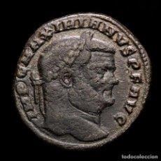 Monedas Imperio Romano: MAXIMINIANO (286-310 DC). FOLLIS, SAC MON VRB AVGG ET CAESS (6063). Lote 269389123