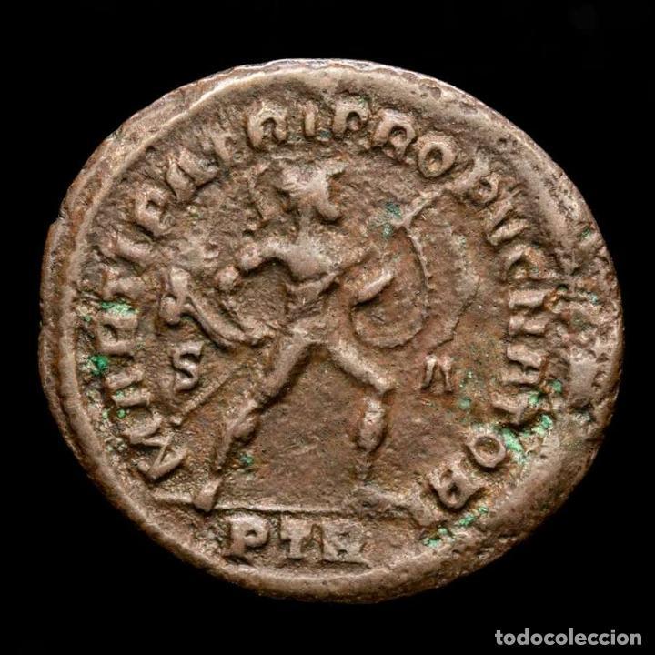 Monedas Imperio Romano: Constantino I - Follis - Trier MARTI PATRI PROPVGNATORI S-A / PTR - Foto 2 - 269390023