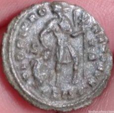Monedas Imperio Romano: BONITA MONEDA ROMANA SOLDADO CON ENEMIGO ABATIDO. Lote 269460503