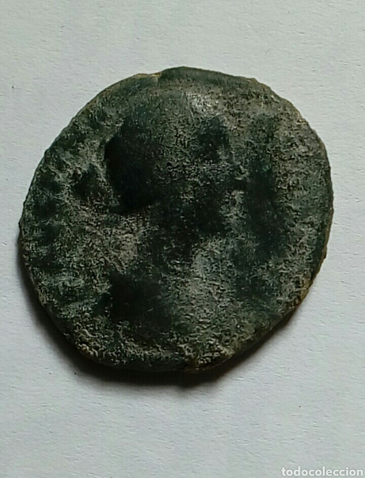 FAUSTINA - SIGLO II - AS (Numismática - Periodo Antiguo - Roma Imperio)