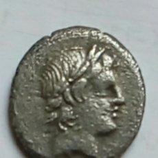 Monedas Imperio Romano: MARCIA - SIGLO I ANTES DE J.C.- DENARIO. Lote 269468848