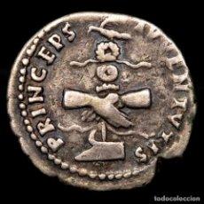 Monedas Imperio Romano: IMPERIO ROMANO - DOMITIAN (AD 81-96) DENARIO DE PLATA.. Lote 269823208