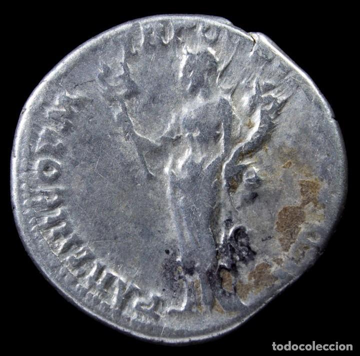 Monedas Imperio Romano: Denario de Trajano - PARTHICO PM TR P COS VI PP SPQR - 18 mm / 3.20 gr. - Foto 2 - 269824628