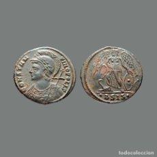 Monedas Imperio Romano: CONSTANTINOPOLIS. FOLLIS, SISCIA, •BSIS•. 118-M. Lote 269832813
