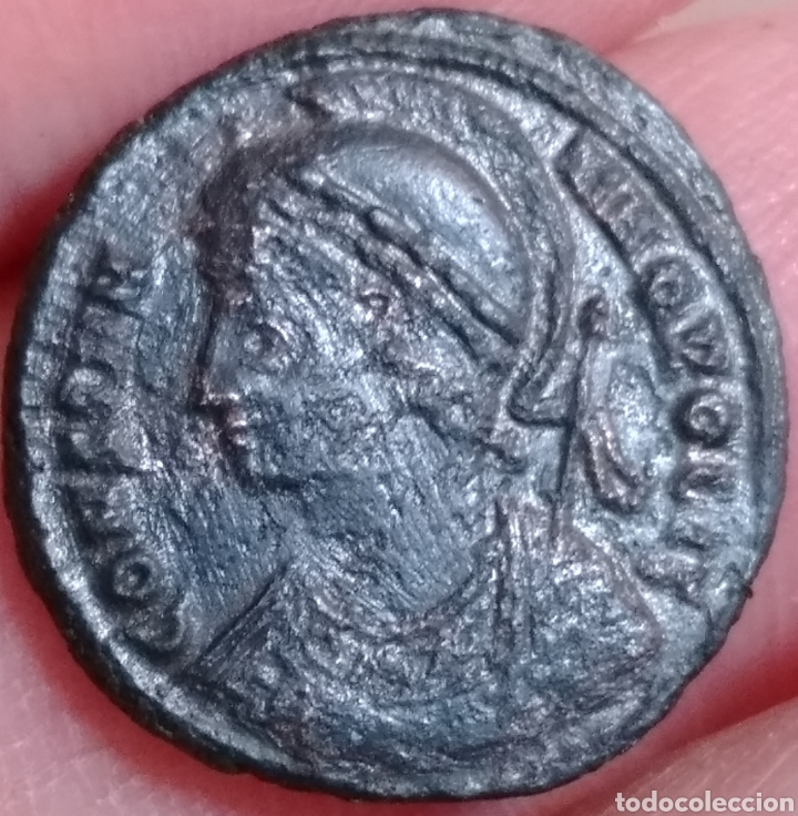 Monedas Imperio Romano: Bonita moneda Romana con muchísimo detalle - Foto 3 - 269844658