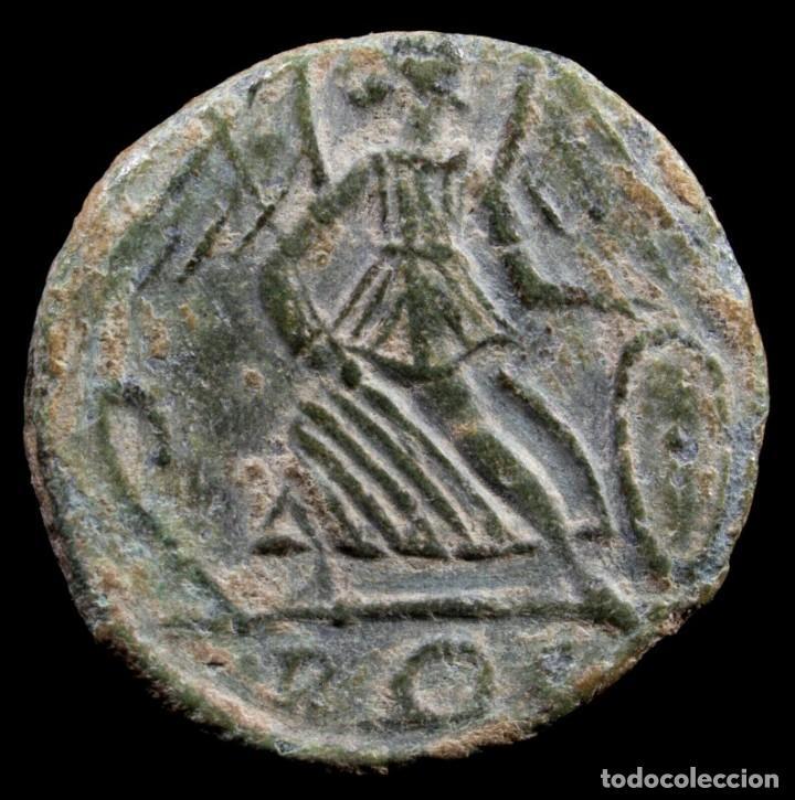 Monedas Imperio Romano: Constantinopolis de Constantino, Roma - 17 mm / 2.25 gr. - Foto 2 - 269969473