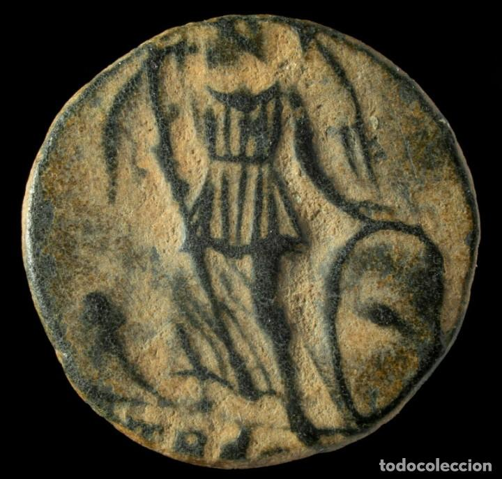 Monedas Imperio Romano: Constantinopolis de Constantino, Trier - 16 mm / 2.14 gr. - Foto 2 - 269970733