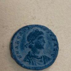 Monedas Imperio Romano: MAIORINA EMPERADOR ARCADIO AE2 , 377 - 408 D. DE C.. Lote 270258068