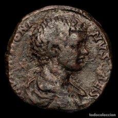 Monedas Imperio Romano: IMPERIO ROMANO SESTERCIO. CARACALLA COMO CÉSAR, 196 D.C. SPEI SPES. Lote 271599178
