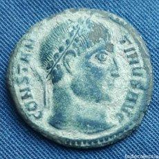 Monedas Imperio Romano: MONEDA ROMANA CONSTANTINO MAGNO FOLLIS VOT XX VICENNALIBUS TS€VP TESALÓNICA. Lote 271817068