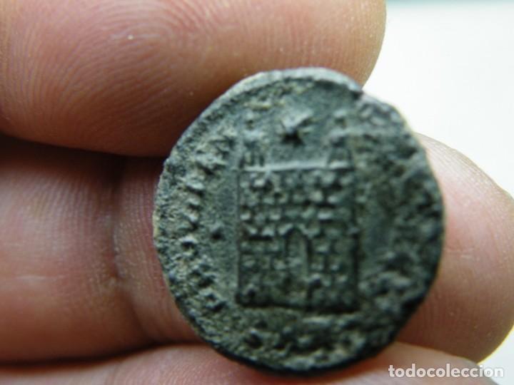 CONSTANTINO II-CYZICO-SMKR-FOLLIS- A LIMPIAR Y CATALOGAR (ELCOFREDELABUELO) (Numismática - Periodo Antiguo - Roma Imperio)