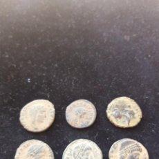 Monedas Imperio Romano: CHIRRAPAS A LIMPIAR 6. Lote 272366298