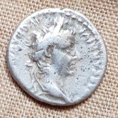 Monedas Imperio Romano: BONITO DENARIO DE TIBERIO PAGO DE JUDAS. Lote 273265333
