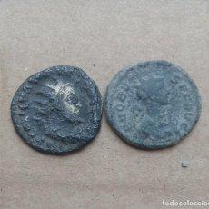 Monedas Imperio Romano: LOTE DE 2 ANTONINIANOS DE VALERIANO Y PROBO.. Lote 273543528