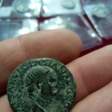 Monedas Imperio Romano: DUPONDIO DEL EMPERADOR VESPASIANO. Lote 273924118