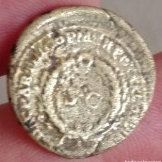 Monedas Imperio Romano: PRECIOSA MONEDA ROMANA DE TRAJANO BRONCE ORO MUY RARA. Lote 274393143