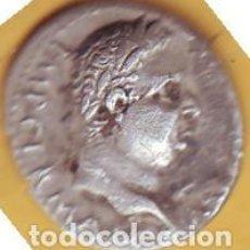 Monedas Imperio Romano: DENARIO DE VITELIO. REVERSO VICTORIA AVGVSTI. Lote 275456513