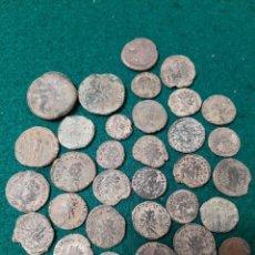 Moedas Império Romano: 32 MONEDAS ROMANAS TODAS CLASIFICABLES. Lote 275785203