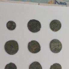 Moedas Império Romano: LOTE 15 MONEDAS BAJO IMPERIO ROMA.. Lote 276019253